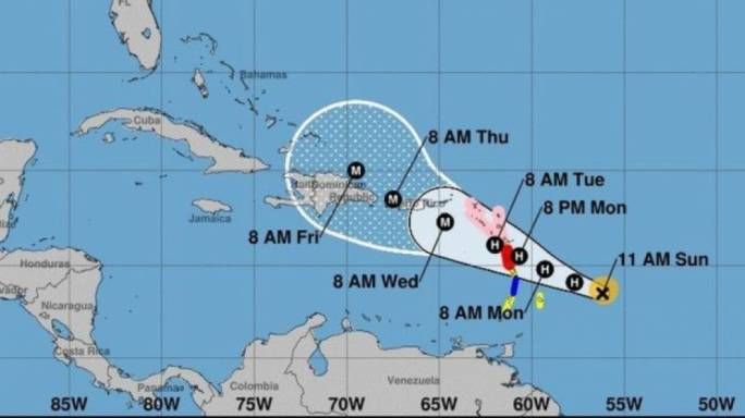 Horrendous Hurricane Maria throttles Dominica; Irma ravaged Caribbean next