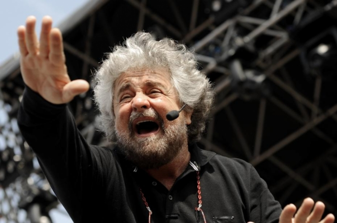 Beppe Grillo himself personally opposed the abolition of a law introduced under Berlusconi, which made irregular immigration a criminal act