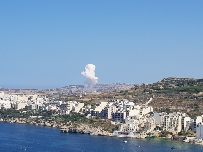 [WATCH] Updated | Two men, woman injured in Naxxar fireworks factory explosion