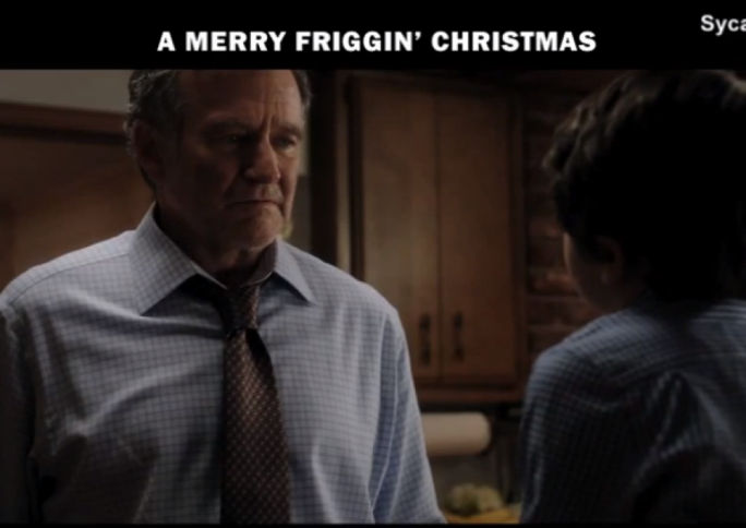 WATCH] Robin Williams in upcoming movie A Merry Friggin' Christmas ...