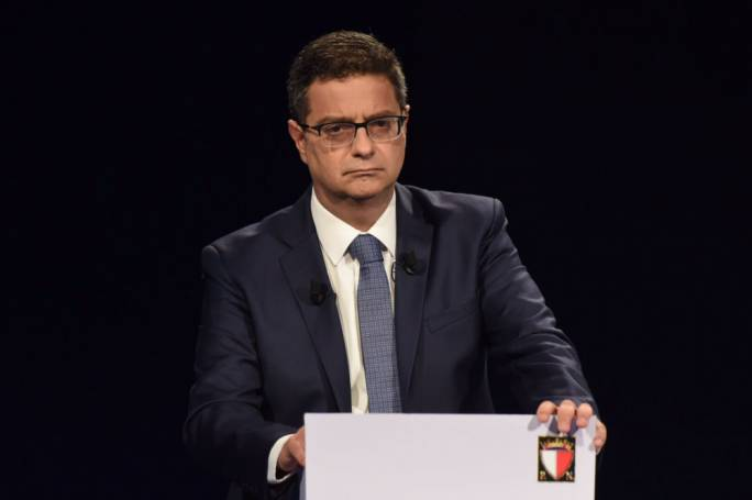 PN leadership hopeful Adrian Delia
