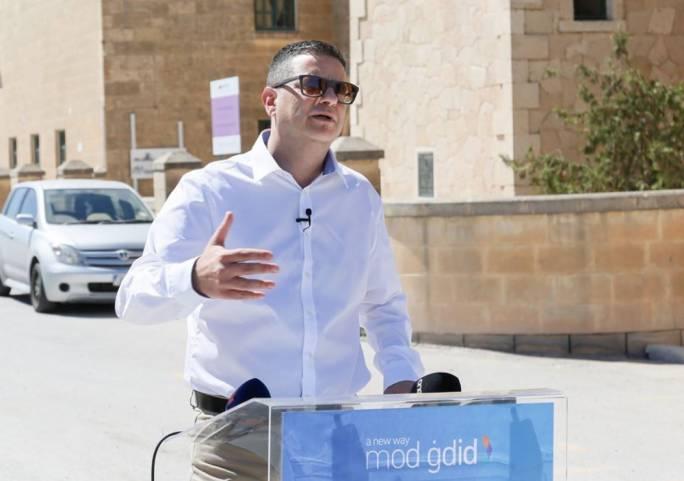 Adrian Delia (file photo)
