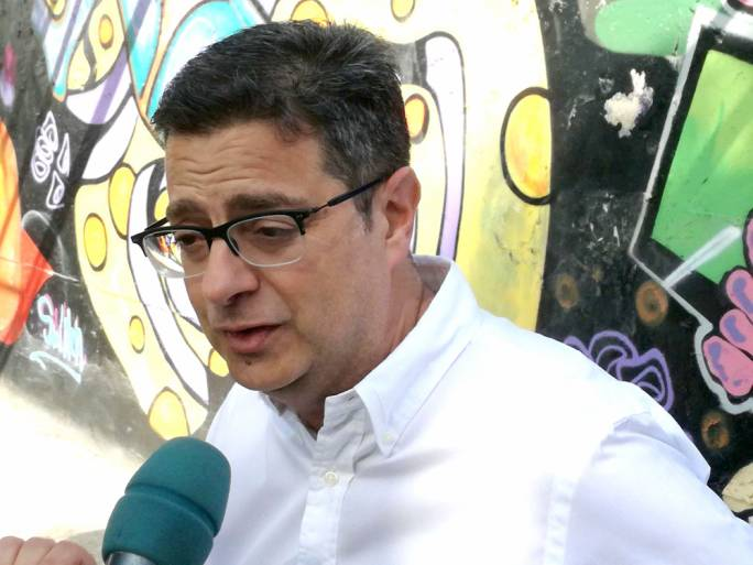 PN leadership candidate, Adrian Delia