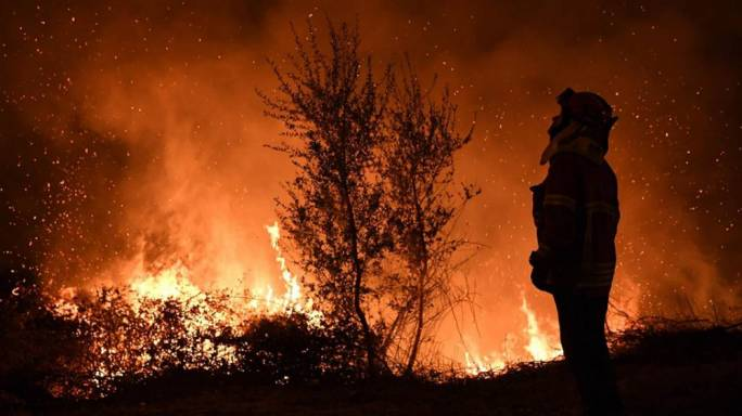 Latest Wildfires Prompt Resignation of Portugal's Interior Minister