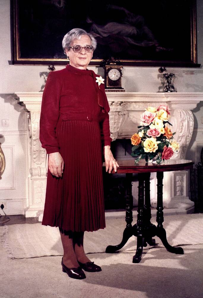 President Agatha Barbara (1982-1987)