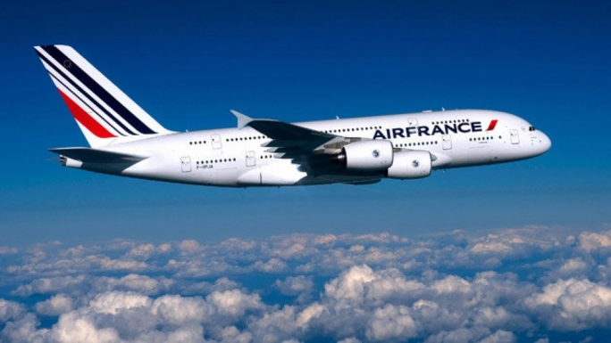 Shares of Air France soared 12% after the company reported strong earnings