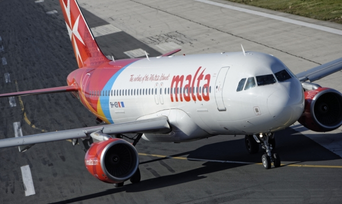Air Malta said it is planning to carry 1.2 million passengers between March and October of next year