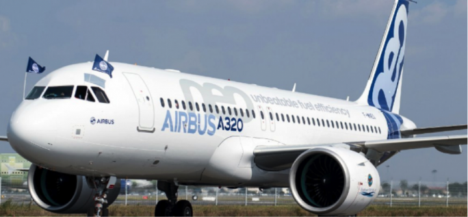 Airbus has had its earnings fall by more than 50% in the last three months