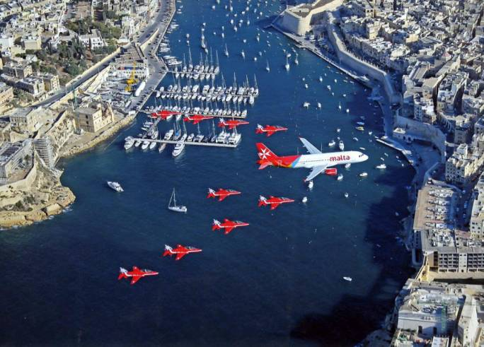The Malta Aviation Society has said it will not be organising the Malta International Airshow this year due to a lack of ministerial cooperation