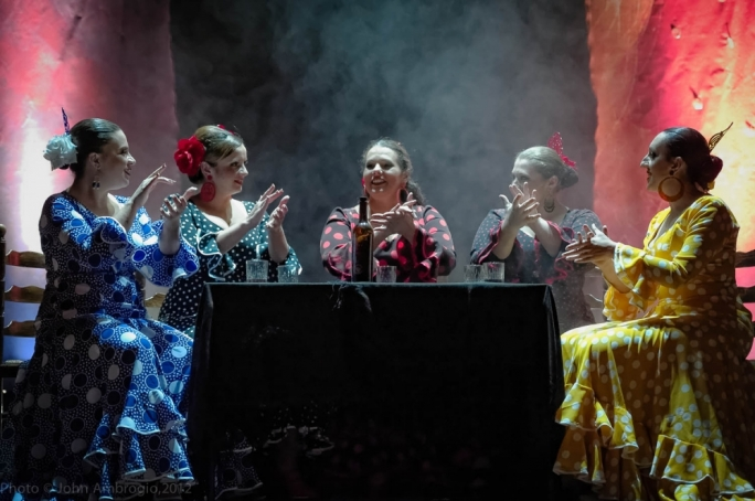 Aire Flamenco will take place at Teatru Salesjan, Sliema this weekend