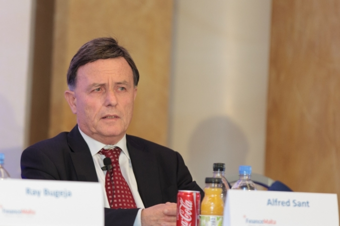 Alfred Sant: not a fan of the FTT