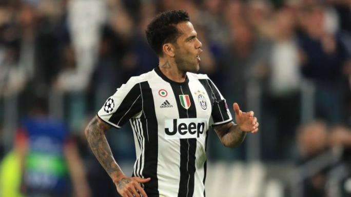 Dani Alves to join Manchester City from Juventus