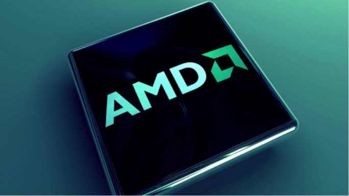 The day's biggest winner on the American market during Tuesday's session was AMD as its shares rose by 7.71%