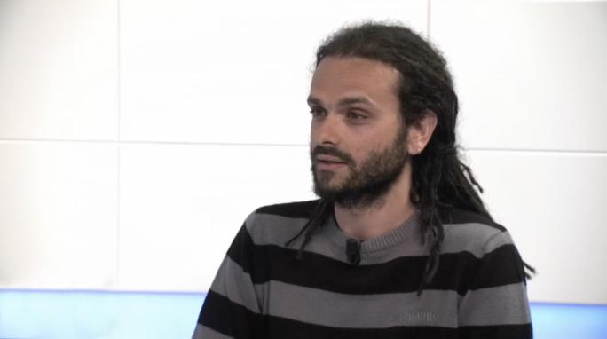 Kamp Emergenza Ambjent spokesperson Andre Callus