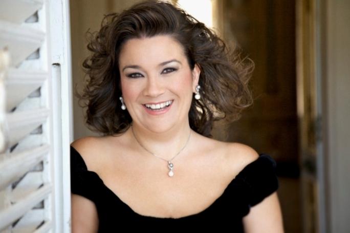 Soprano Andriana Yordanova
