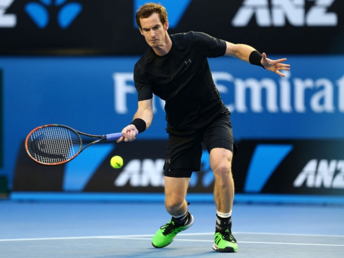 Andy Murray through to the semi-finals in Melbourne