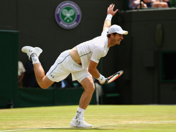 Andy Murray: Victory in straight sets