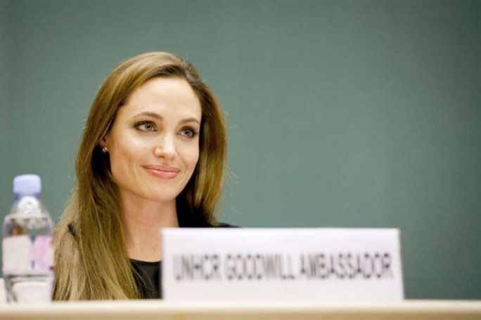 Angelina Jolie, who is also a UNHCR goodwill ambassador, is not asking for spousal support