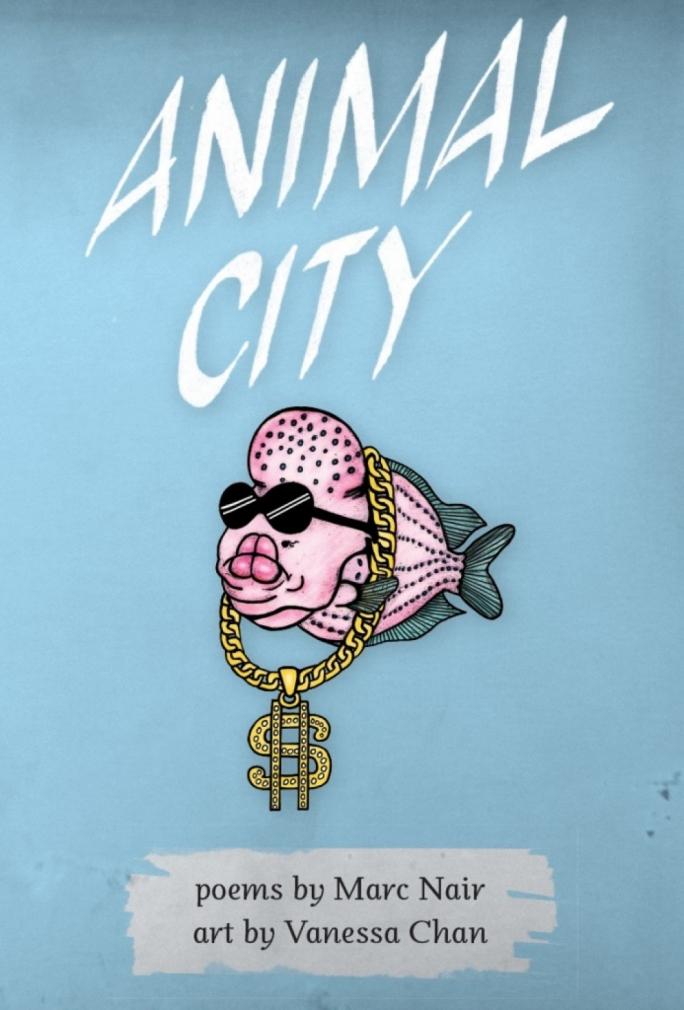 Animal City by Marc Nair