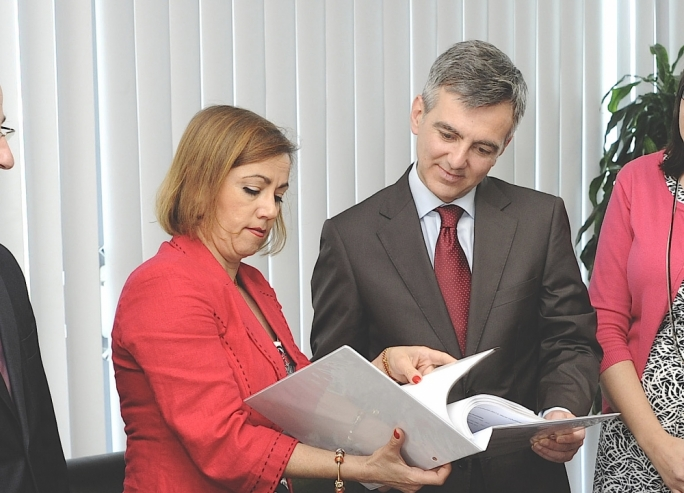 PN executive president Ann Fenech (left) and PN leader Simon Busuttil (right) are hardly in a position to preach, given the hypocrisy which has reached new levels, the Labour Party said on Sunday.