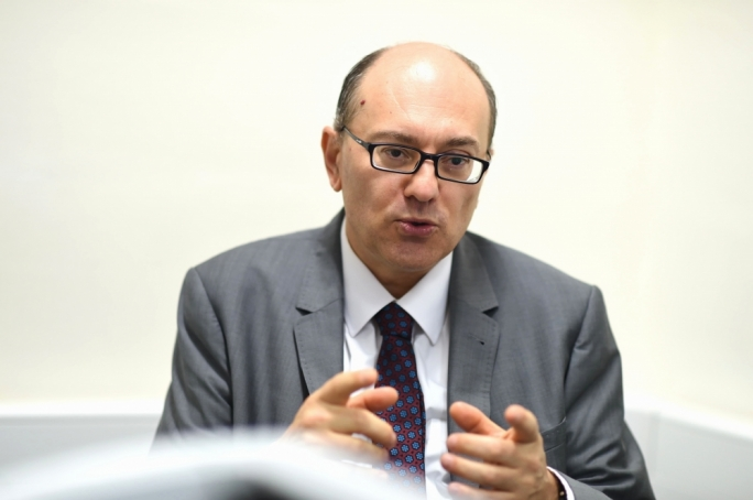 Faculty of Laws dean Prof. Kevin Aquilina