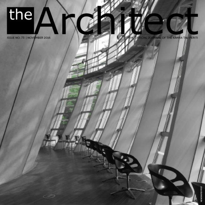 This month's edition of The Architect available with MaltaToday