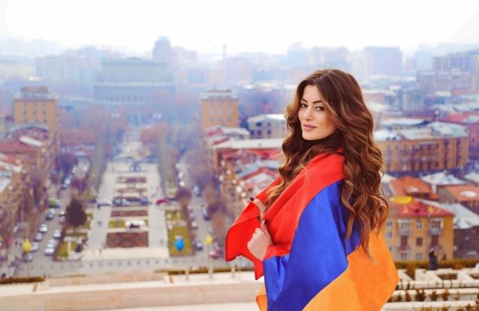 Armenia's Iveta Mukuchyan