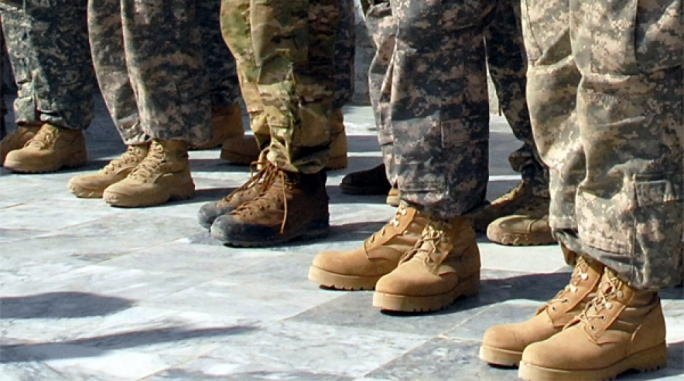 17 army instructors charged with assault
