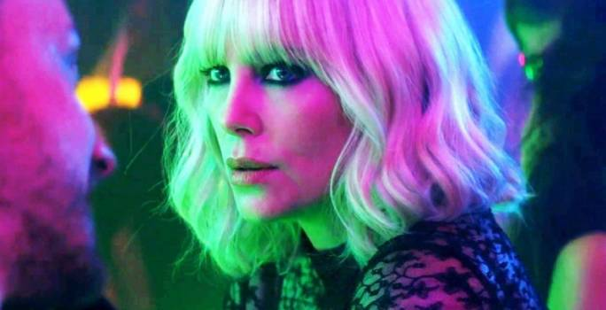 The Blonde Fantastic: Charlize Theron is equal parts style and brutality in slick genre piece Atomic Blonde