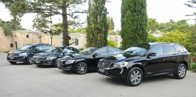 Chogms 75 volvo cars sold 400200 in profits for malta three of the volvos pulled out of auction following damages sustained during a traffic accident sciox Images