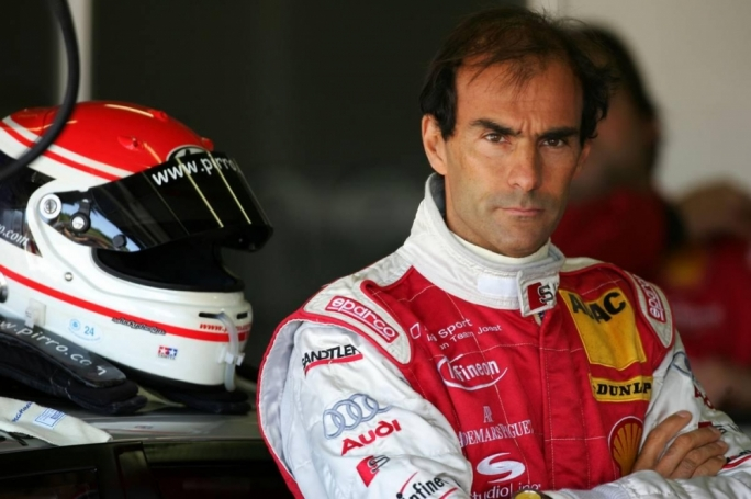 Emanuele Pirro will be the guest of honour for the ceremony