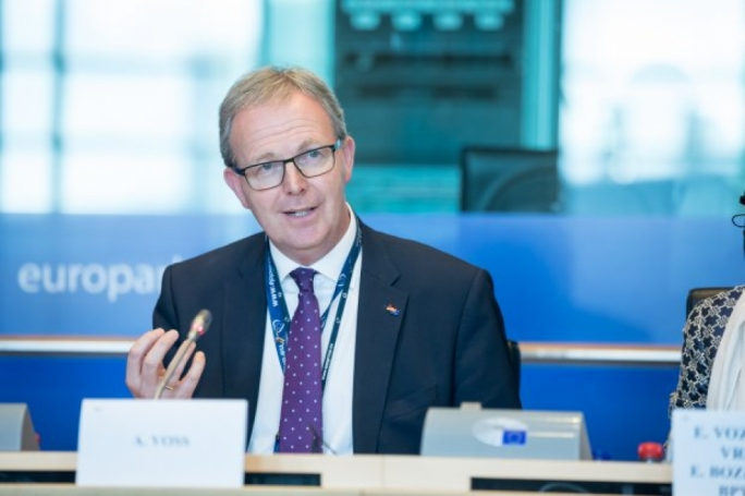 MEP Axel Voss is the rapporteur of the European Parliament for the Copyright Directive