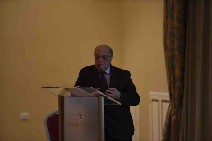 MFSA chairman Joe Bannister. Photo: James Bianchi