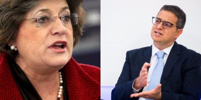 Ana Gomes accuses Delia of gripping onto PN helm to deter personal investigations