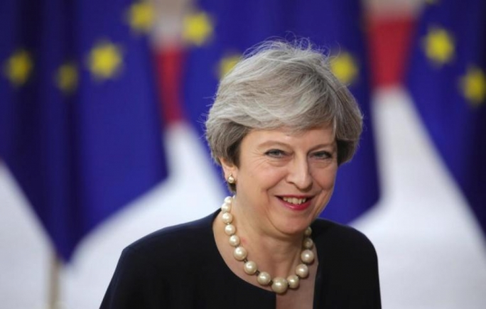 The UK proposal was unveiled by Prime Minister Theresa May at an EU summit in Brussels on Thursday