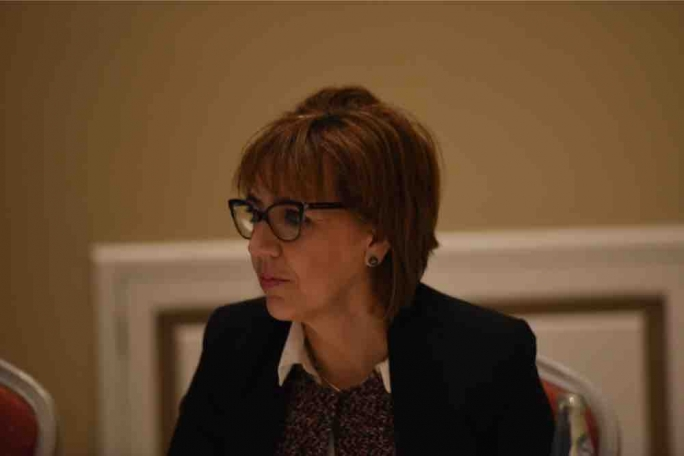 KPMG partner Juanita Bencini. Photo: James Bianchi
