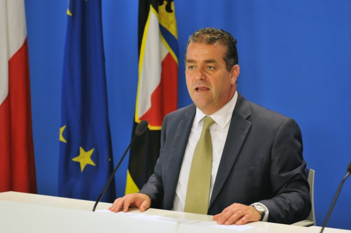Nationalist MP Beppe Fenech Adami