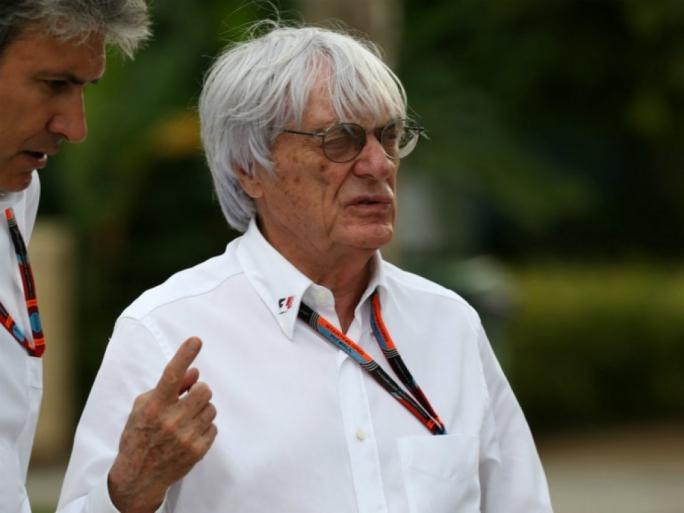 Bernie Ecclestone is unsure over the future of the Italian GP