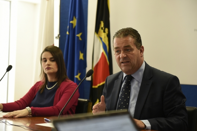 Beppe Fenech Adami has categorically stated that he has never in his political career interfered in Police investigations