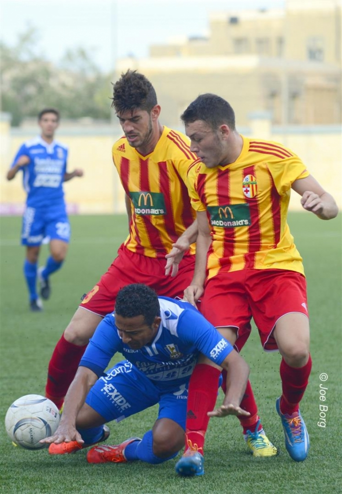 Birkirkara started the new campaign with victory over Pieta. Photo by Joe Borg
