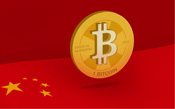 98% of bitcoin's trading volume comes from China