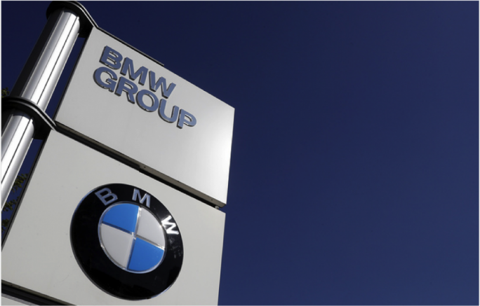 BMW has set up a branch in the Russian city of Kaliningrad, marking the first step in company's plans to develop production in the world's largest country