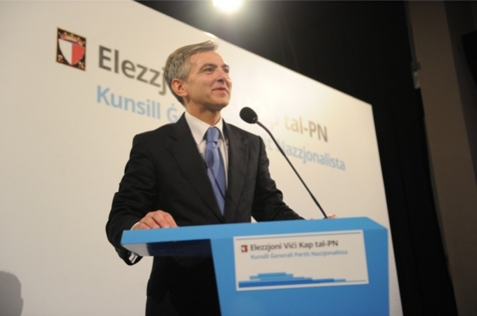 Simon Busuttil - Labour demanded that he be invited to Dissett but it appears that the PBS editorial board was unwilling to have both deputy leaders on the programme.