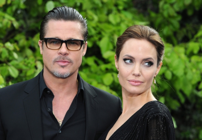 Pitt is seeking joint custody of the six children he has with Jolie
