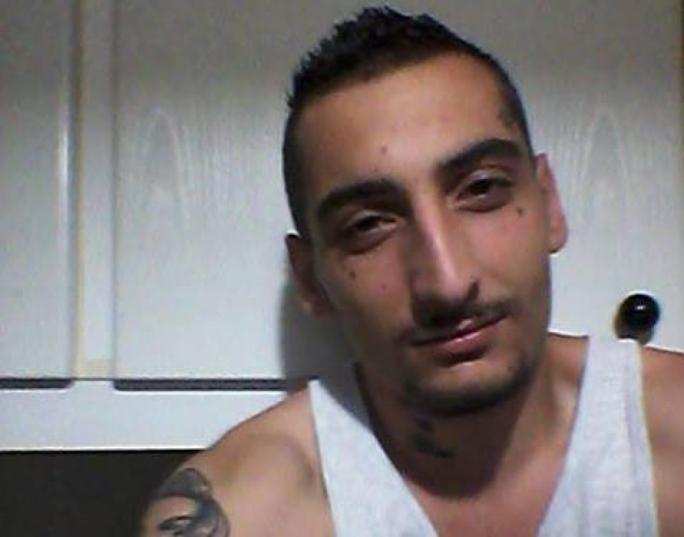 Brandon Pace, 'Galalli', was killed 2 April