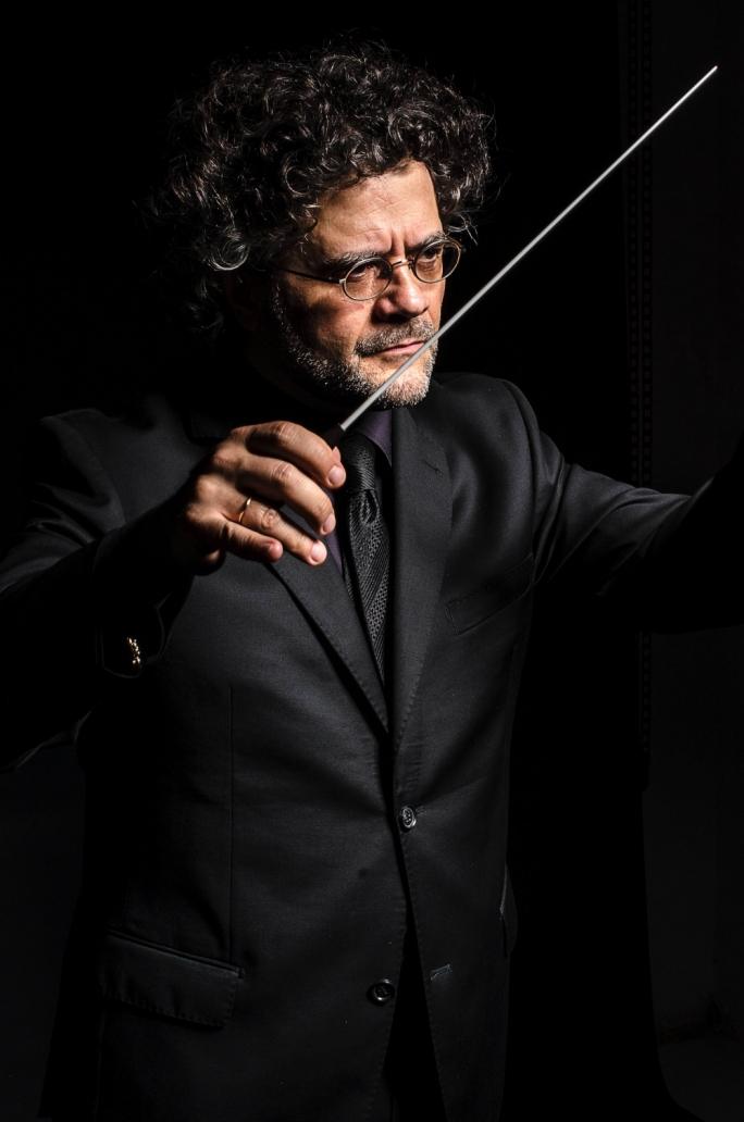MPO principal conductor Brian Schembri