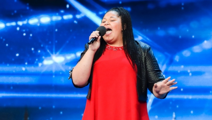David hits Golden buzzer for BGT contestant he once rejected