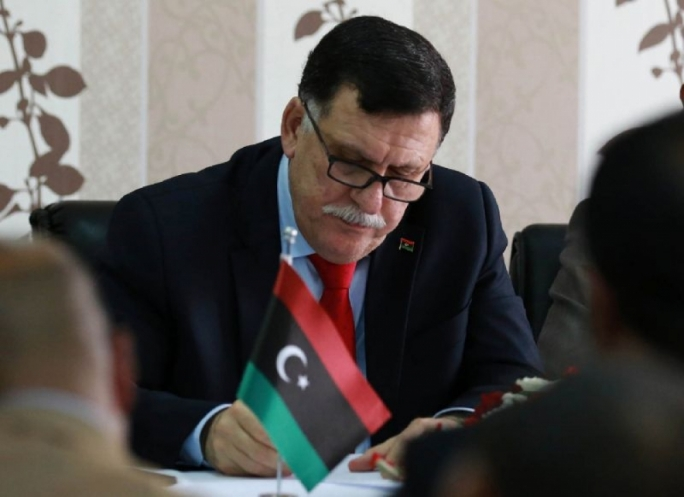 Fayez al-Sarraj is the Libyan prime minister of the government of National Accord (GNA), recognised by the international community