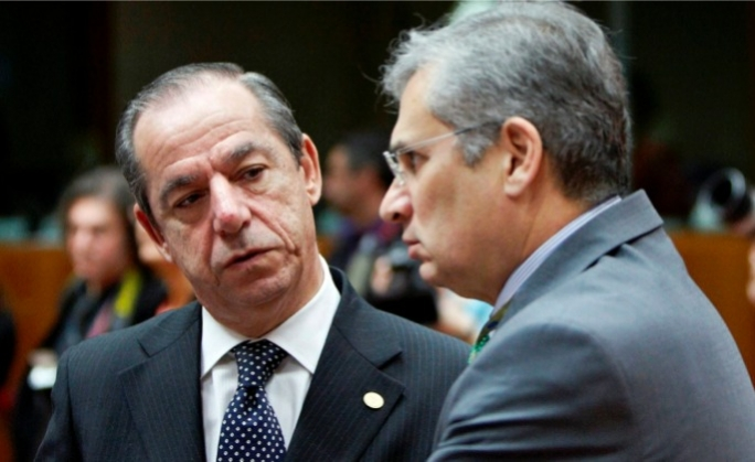 Advisor, ambassador and also party strategist who predates the Gonzi administration: Richard Cachia Caruana (right) was paid €148,000 for his unique services.