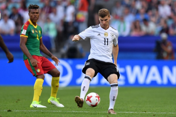 Germany 3-1 Cameroon